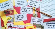 These Chinese New Year crafts and activities are simple to set up and fun to do together with the kids! My kids (ages 6 ...