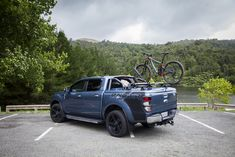 The ultimate Ford Ranger setup? Hard Tonneau Cover, Nissan Navara, Toyota Hilux, Bike Accessories, Ford Ranger, Tango, Mud, Lifestyle, Bicycle Accessories