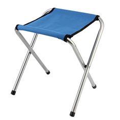 Bo-camp Mini Campinghocker Alu Klapphocker Angel Hocker Sitz Falthocker Klappbar Niedriger Preis Camping-möbel