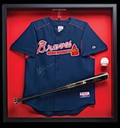 How to Build a Sports Memorabilia and Collectibles Shadowbox Frame - Framing4Yourself | Picture Framing Supplies | Picture Frames | Mat Boar...