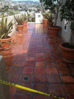 saltillo tile   Saltillo tile