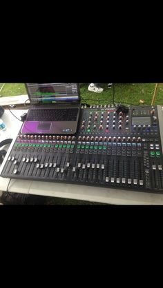 Multitrack Recording, Mixers, Music Stuff, Stage, Audio, Technology, Lights, Digital, Musica
