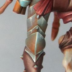 Sproket's Small World: Painting NMM armour - an illustrated guide.