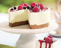 Prăjitură cu iaurt - Retete culinare - Romanesti si din Bucataria internationala