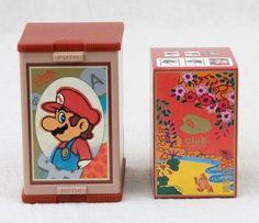 Super Mario Bro. Hanafuda Red Japanese Playing Cards Club Nintendo JAPAN NES