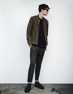 ALLSAINTS: Men's lookbook July 2015 Look 2