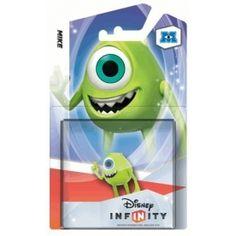 Disney Infinity 1.0 Mike Wazowski (Monsters Inc) Character Figure - http://robsemporium.com/shop/console-accessories/disney-infinity-1-0-mike-wazowski-monsters-inc-character-figure/