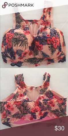 🔴SALE🔴🌸Victoria's Secret pink bralette 🌸 Push up PINK Victoria's Secret Intimates & Sleepwear Bras