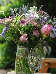 Showy flowers