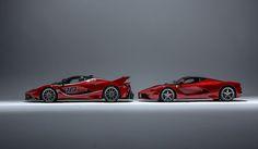 Découvrez la Ferrari FXX K photographiée par Roentgen Ng