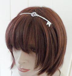 Steampunk Skeleton Headband