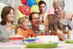staged happy family - Google-søgning