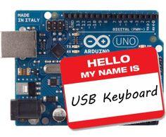 Arduino-Leonardo USB HID Keyboard Mouse