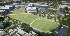 Microsoft plans world-class cricket pitch at Redmond HQ in first for major U.S. tech campus