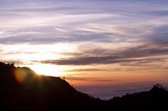 Sunrise in the bromo