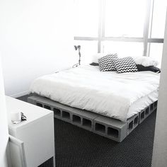 cinder block furniture ideas in 2018 what to do. Black Bedroom Furniture Sets. Home Design Ideas