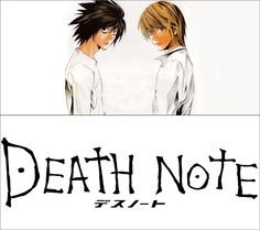 Two minds, two waste. (2008 - 2009) - Death Note #BeautifulThings
