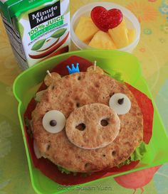 King Pig Sandwich