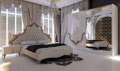 Mobilya-350 - Marsem Avangarde Yatak Odası Takımı