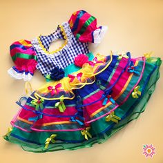 Post by atelietresmarias on In Little Girl Skirts, Little Girls, Farm Animal Birthday, Country Dresses, Figure Skating Dresses, Festival Dress, Animal Fashion, Baby Costumes, Children Costumes