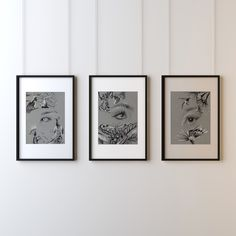 Rumi Birds Giclée Art Print