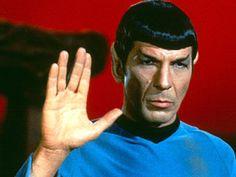 So sad to hear that Leonard Nimoy has died (2-27-15). RIP Spock.