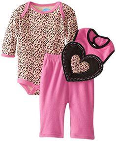 BON BEBE Baby-Girls Newborn Hearts Bodysuit Bib and Micro Fleece Pant Set, Multi, 3-6 Months Bon Bebe http://www.amazon.com/dp/B00KD5KL3S/ref=cm_sw_r_pi_dp_4FE6tb1XCH2E5