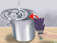 Cómo hacer aceites esenciales: 18 pasos (con fotos)