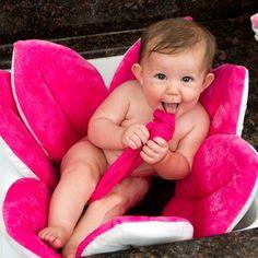 Blooming Baby Bath Bliss! merrymarcie