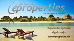Elige lo mejor... www.eproperties.mx info@eproperties.mx #eproperties #realestate #cancun #rivieramaya