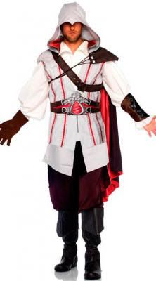 Disfraz Completo Ezio Auditore de Assassin's Creed | Disfraces Originales