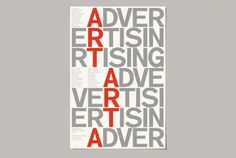 The best advertising fuses art with a message.