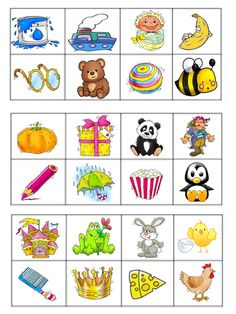 (2015-12) Hvad begynder med hhv. b, p, k? Games For Kids, Activities For Kids, Toddler Worksheets, Hebrew School, Animal Coloring Pages, Alphabet Activities, Stories For Kids, Clipart, Literacy