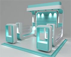 Interior / Booth Design Cosmetic & Beauty - DESIGN COUNTER BODY CARE AND PERFUME DI MALL - #3