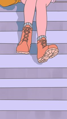 one step at a time. Wallpaper Doodle, Soft Wallpaper, Wallpaper Images Hd, Cute Anime Wallpaper, Aesthetic Pastel Wallpaper, Locked Wallpaper, Cute Cartoon Wallpapers, Animes Wallpapers, Cute Wallpaper Backgrounds