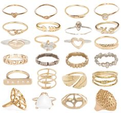 Jane Pope Jewelry - Wednesday Wishlist - Ring Roundup!  www.janepopejewelry.com/jpj-rings/