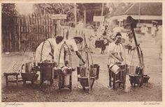 Tempo Doeloe #48 - Ice Sellers, 1927