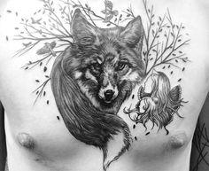 Tattoo Inspiration: Jean-Luc Navette