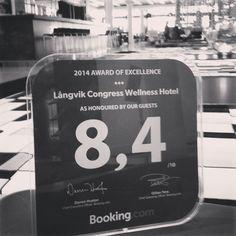 Award of excellence. http://www.langvik.fi/en Instagram photo by @langvikhotel (LÅNGVIK) | Iconosquare
