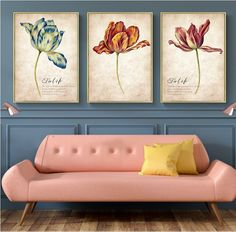 5 Piece Canvas Art, 3 Piece Painting, Canvas Art Prints, Canvas Wall Art, Mint Walls, Types Of Art Styles, Vintage Canvas, Living Room Art, Picture Wall