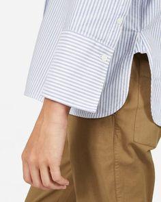 The Japanese Oxford Square Shirt - Everlane