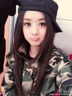 Zanilia Zhao Li Ying - Szukaj w Google Song Joong Ki, Asian Cute, Asian Beauty, Zhao Li Ying, Chinese Actress, Asian Celebrities, Double Eyelid, Cute Girls, China