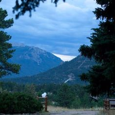 Estes Park  I have been here 3 times and it never disappoints I could live here