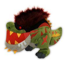 Monster Hunter Monster Plush Toy Savage Deviljho Monster Hunter Pre-order