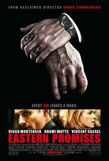 «David Cronenbergavait beau déclarer en 2012 qu'il abandonnait le projet, il semblerait que le récit imaginé par Steven Knight, dans lequelViggo Mortensenet Vincent Cassel excellaien…