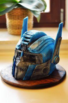 Optimus Prime - Transformers cake - Cake by FreshCake