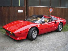 1981 Ferrari...One of the very first cars I fell in love with!