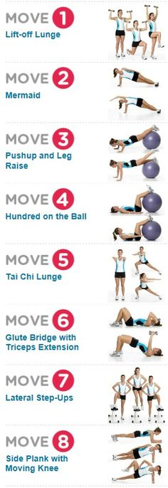 How to get an hourglass figure exercises, e a s  inc