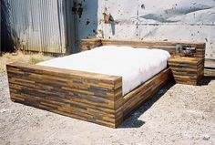 Stack bed by Project Sunday