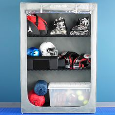 Store your gear and garage necessities in our Stor-Pod™ Shelf Enclosure! It's perfect for storing with sophistication in plain sight!   Spring Organization Sale
